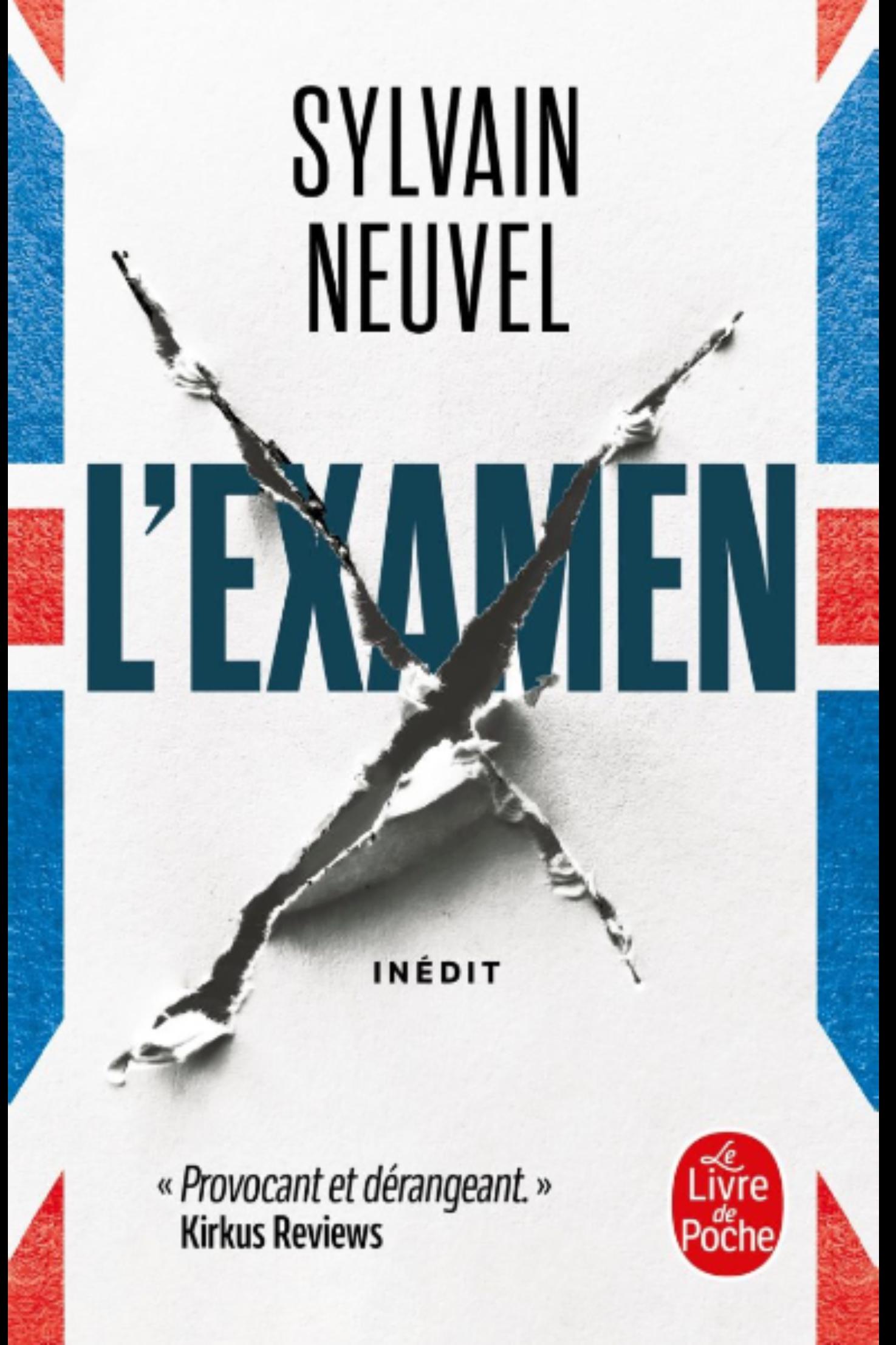 Sylvain Neuvel-L'examen