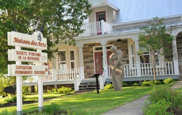 Maison des arts St-Faustin