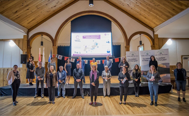 MRC des Pays-d'en-Haut-Journées de la culture 2021/Paul Mackay