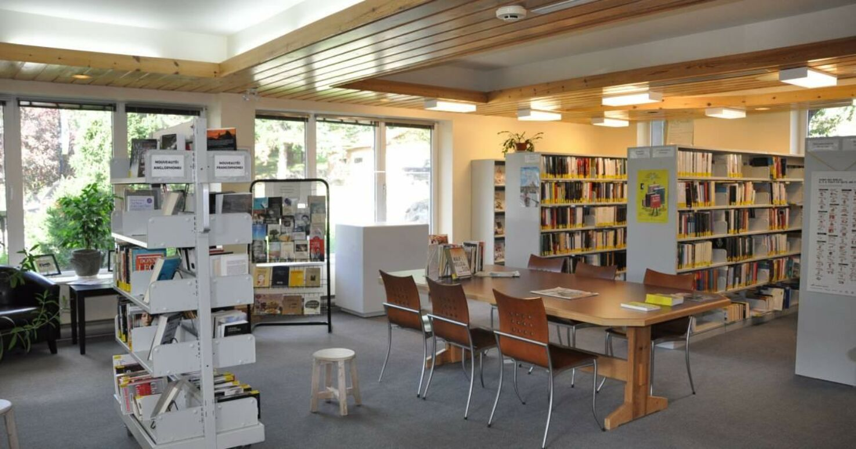 Ville de Mont-Tremblant/Bibliothèque du Couvent