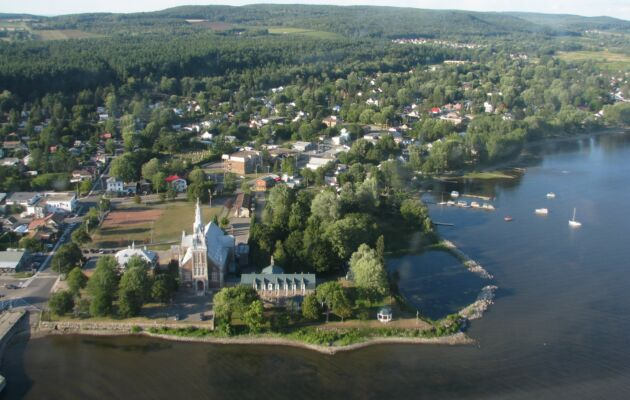 Municipalité d'Oka-Crédit photo Mme Lucie Octeau