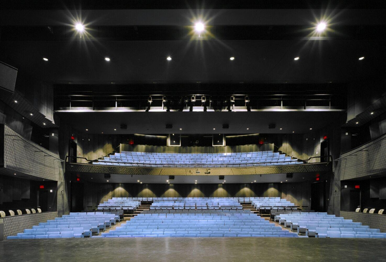 Théâtre du Vieux-Terrebonne salle