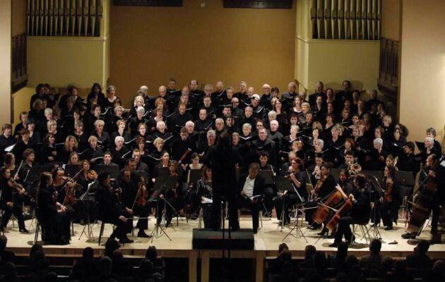 Choeur philharmonique du Nouveau-Monde/Sainte-Thérèse