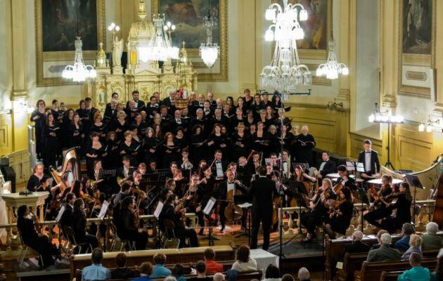 Ensemble choral Saint-Eustache