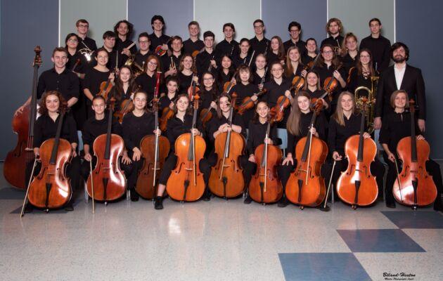 Orchestre symphonique des jeunes de Joliette