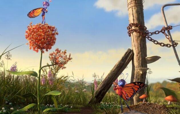 La légende du papillon