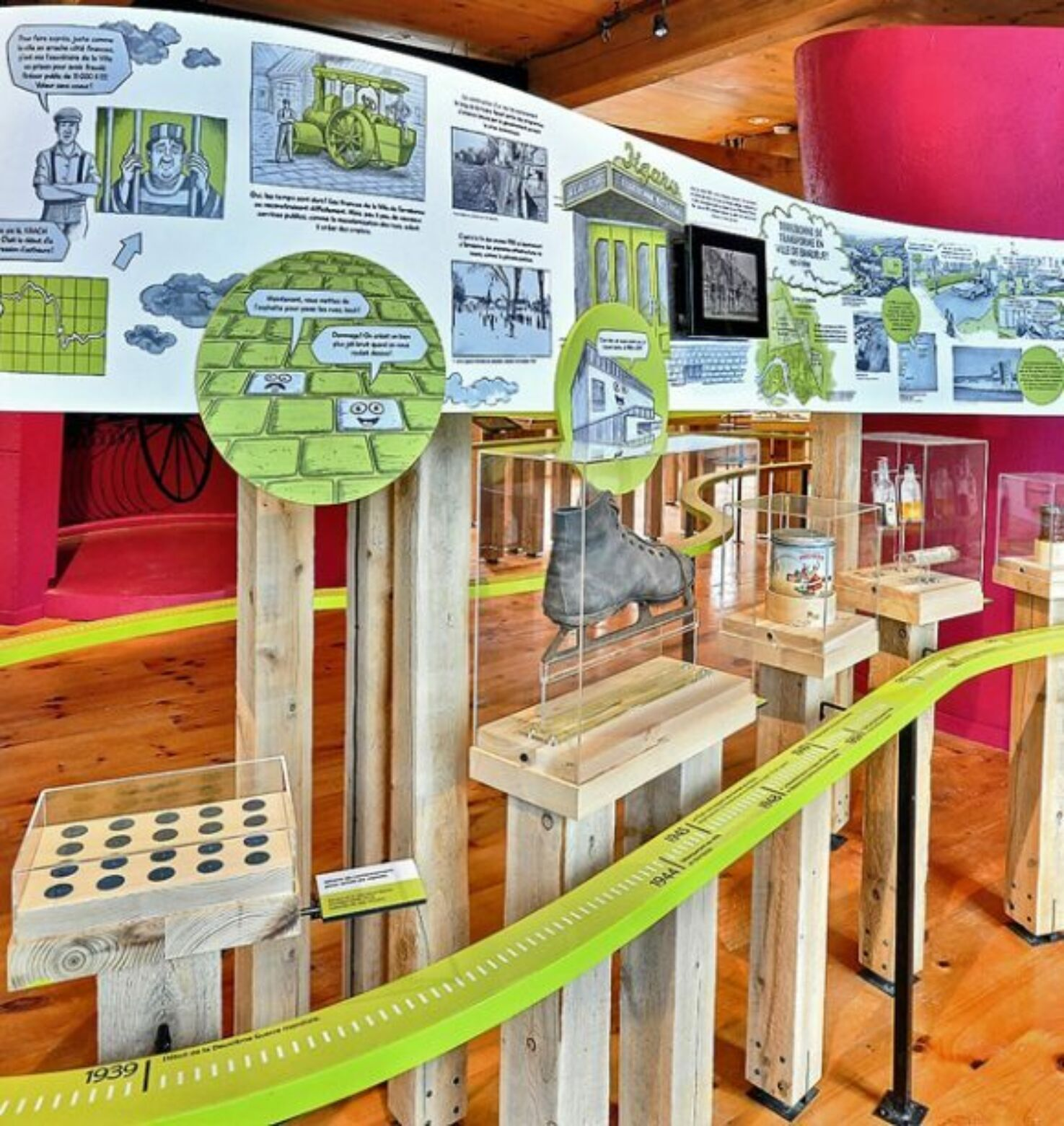 Maison Bélisle-expo