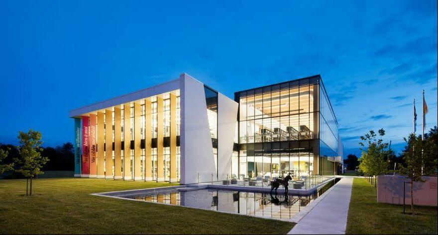 Bibliothèque Paul-Mercier de Blainville
