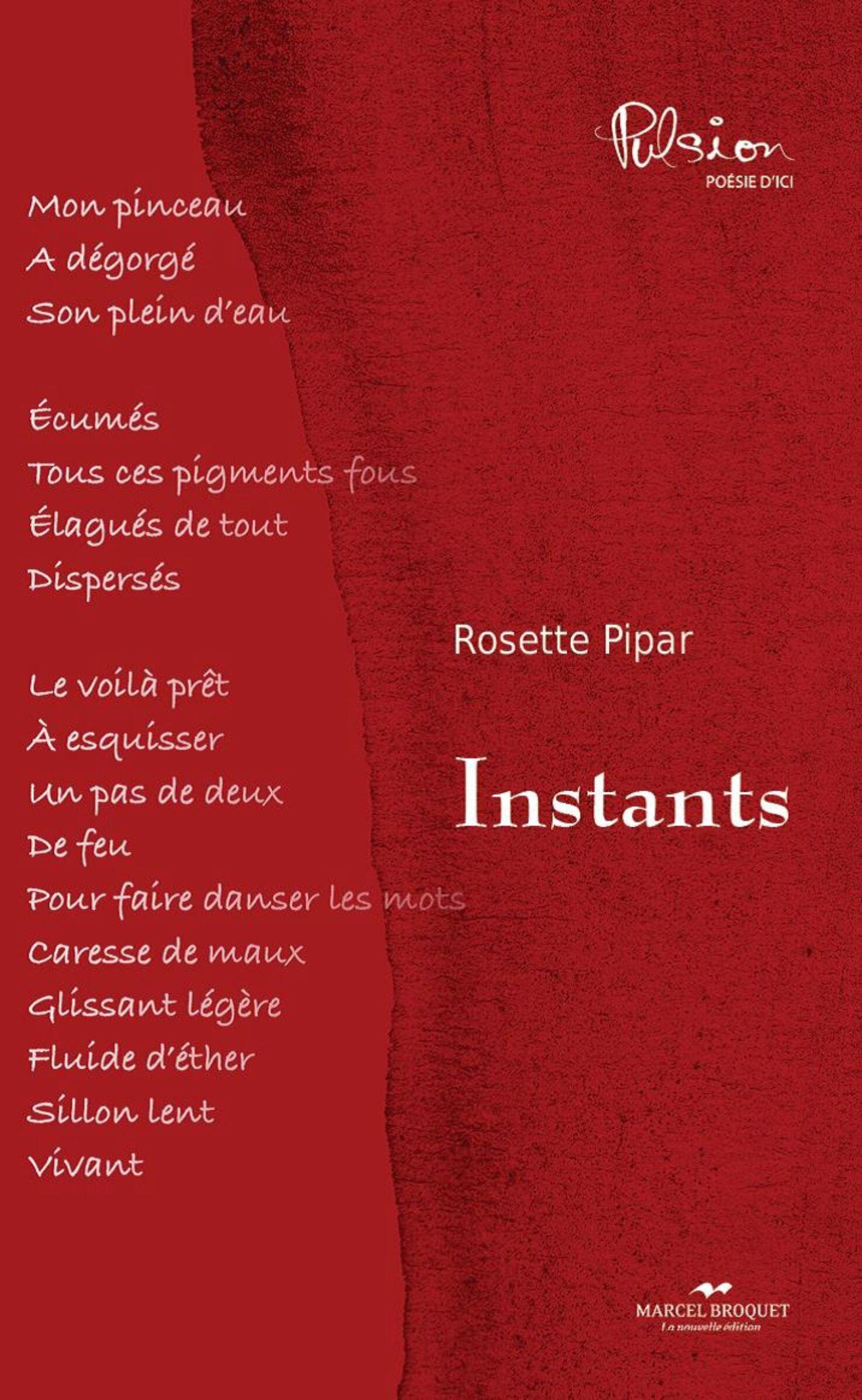 Rosette Pipar/Instants