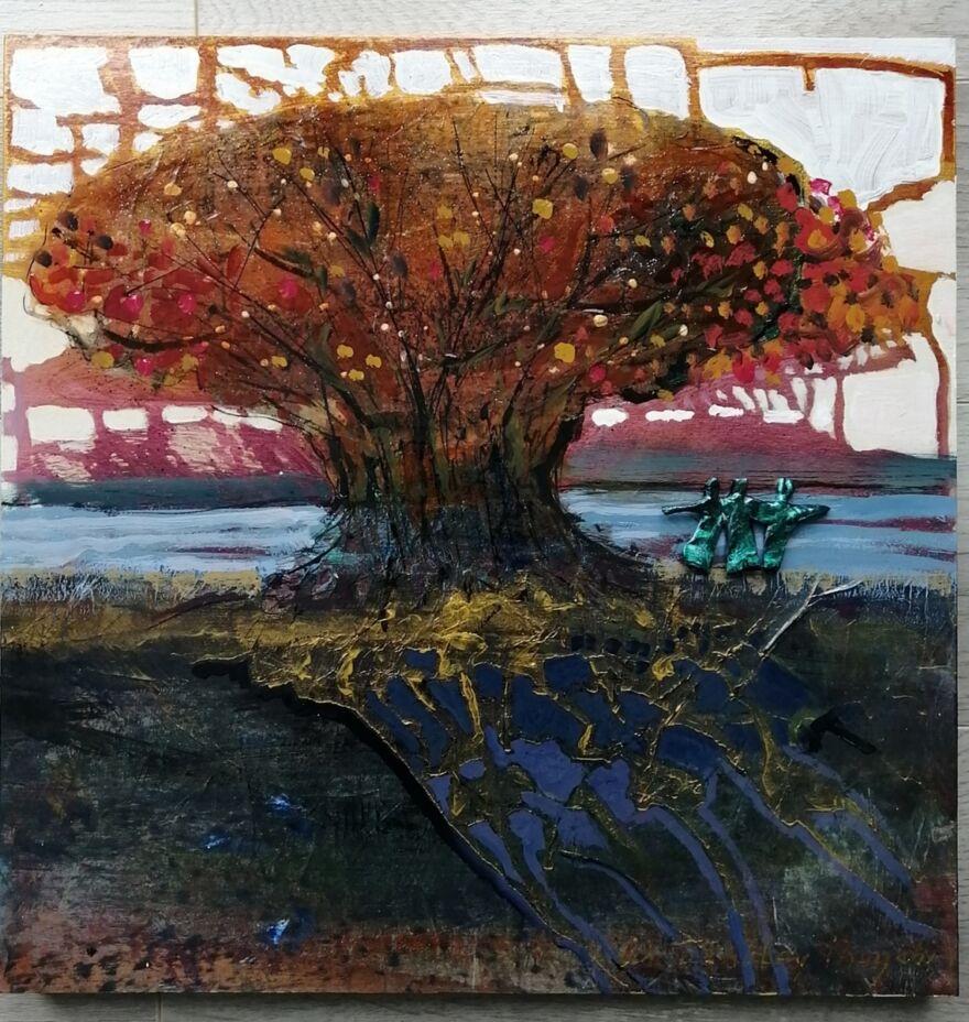 Lise Tremblay Thaychi oeuvre