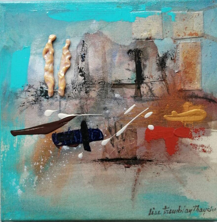 Lise Tremblay Thaychi oeuvre2