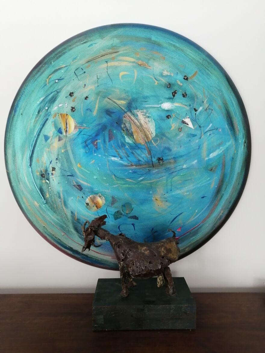 Lise Tremblay Thaychi oeuvre4