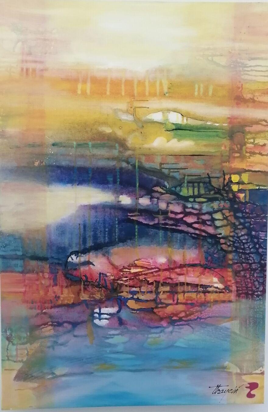Lise Tremblay Thaychi oeuvre6