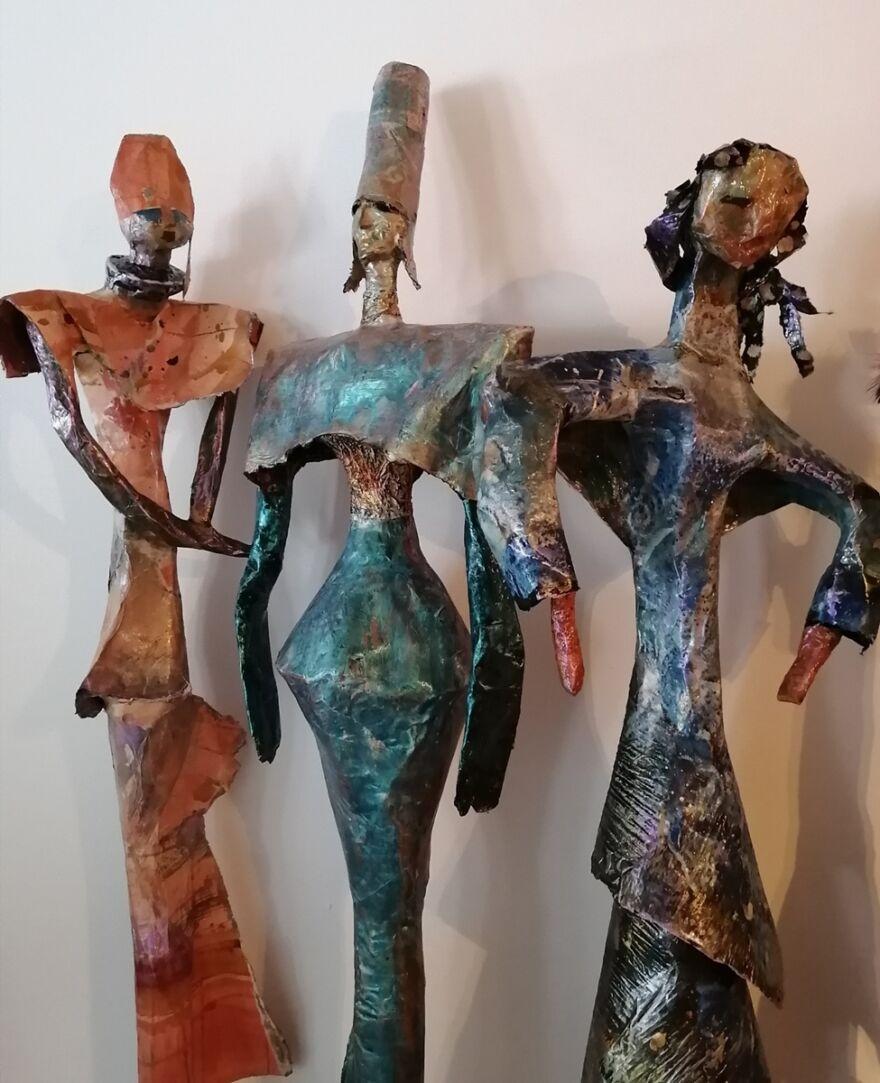 Lise Tremblay Thaychi oeuvre7