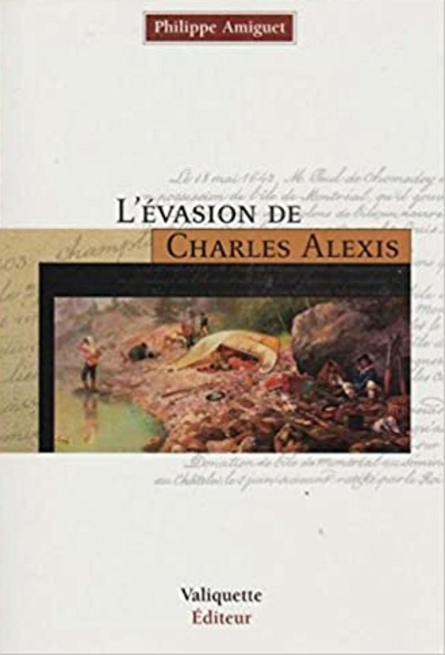 L'évasion de Charles Alexis