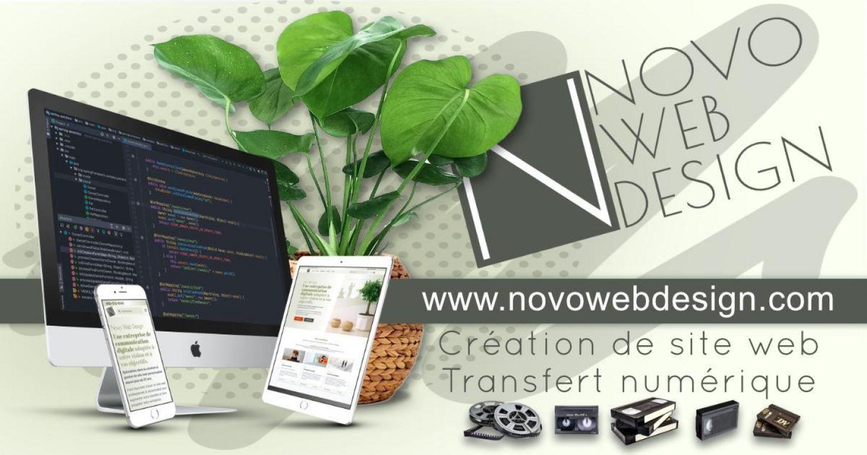 Pub Novo Web Design