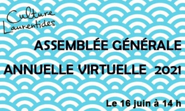 Culture Laurentides/Assemblée générale 2021